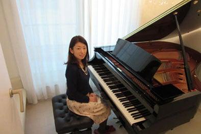 piano演奏者