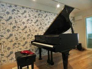 マンションのピアノ防音室