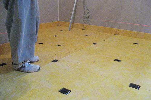 床の遮音設計