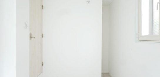 防音室の内観