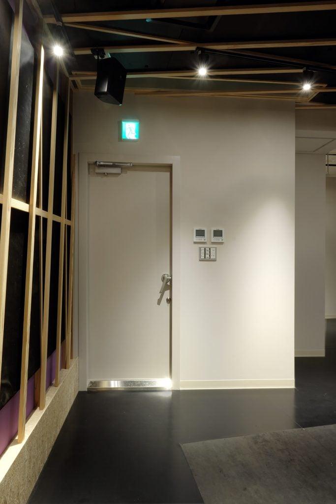 出入り口防音ドア